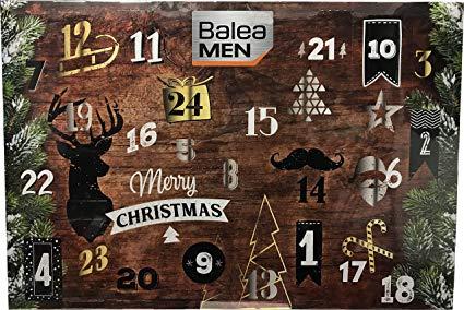 Kalendarz adwentowy Balea men