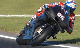MotoGP 2017: Dovizioso Tercepat Tes Pramusim Hari Kedua, Rossi Keenam