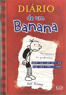 Resenha: Diario de um Banana # 1, de Jeff Kinney. 17