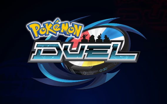 POKEMON DUEL FOR IOS AND ANDROID