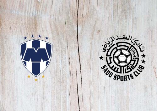 Monterrey vs Al Sadd -Highlights 14 December 2019