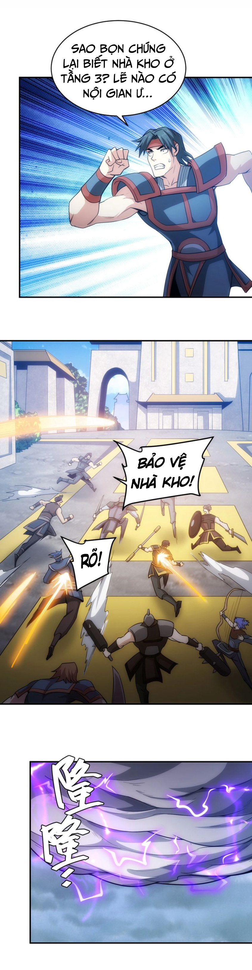 Rich Player - Người Chơi Khắc Kim Chapter 74 video - truyenmh.com