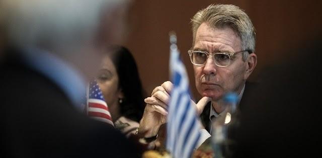 Να το σκεφτούμε σοβαρά να ιδρύσουμε κάποτε μια ελληνική πρεσβεία στην Αθήνα…