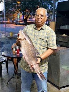 Cerita dari Lipis Ikan Kelah