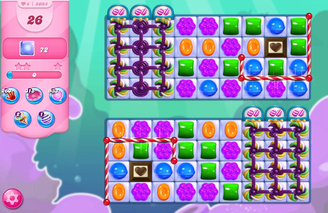 Candy Crush Saga level 8094