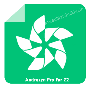 androzen pro for z2