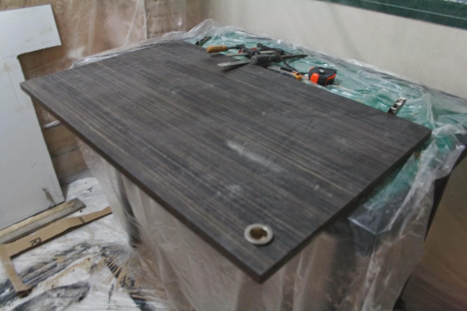 Mueble de televisi n reciclado diyambo blog para - Muebles restaurados online ...