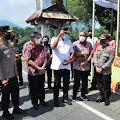 Pantau Perbatasan Gubernur Olly di Sambut FDW-PYR