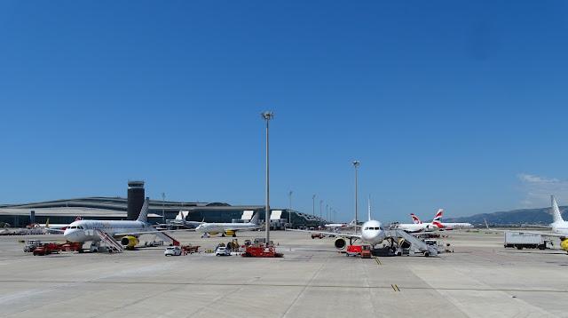 Aeropuerto del Prat (gracias Wikipedia)
