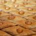 almond baklawa