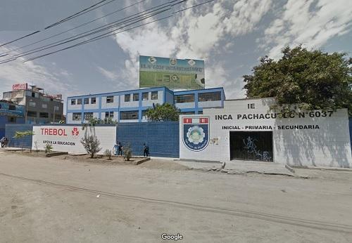 Colegio 6037 INCA PACHACUTEC - San Juan de Miraflores