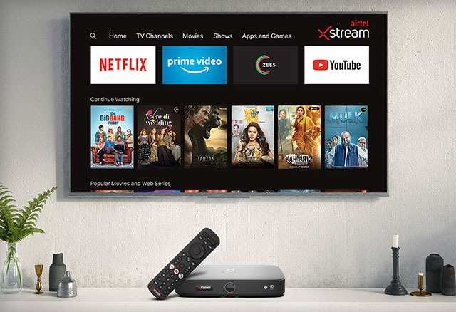 How you can enjoy both web series and TV together with the 'Smart Set Top Box'