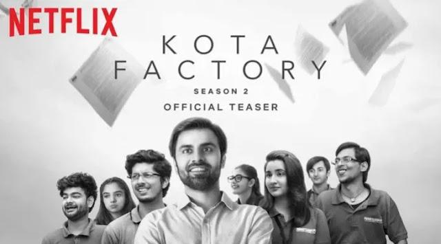 Kota Factory Season 2   Kota Factory Season 2 Release Date   Kota Factory Season 2 Trailer   Kota Factory Season 2 Netflix