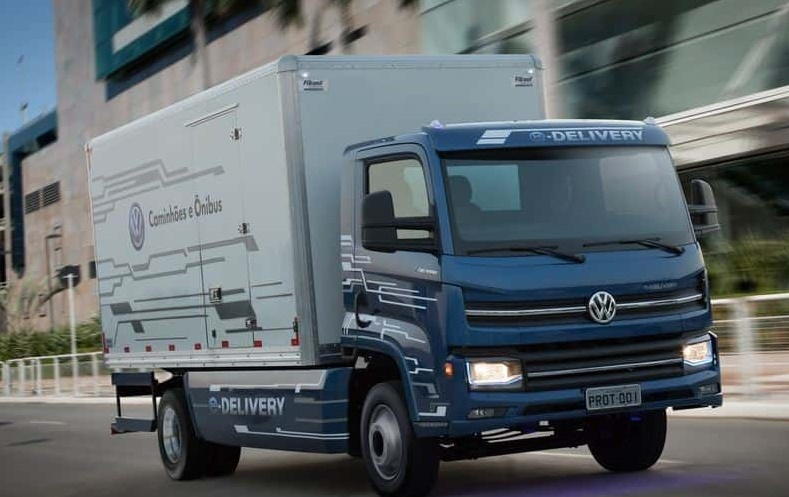 Volkswagen European Delivery >> Volkswagen To Launch Heavy Duty Electric Trucks And Buses Electric