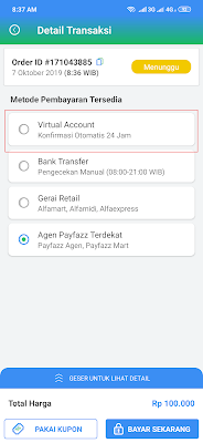 Cara Mudah Menjadi Agen Pulsa dengan Aplikasi Payfazz Android