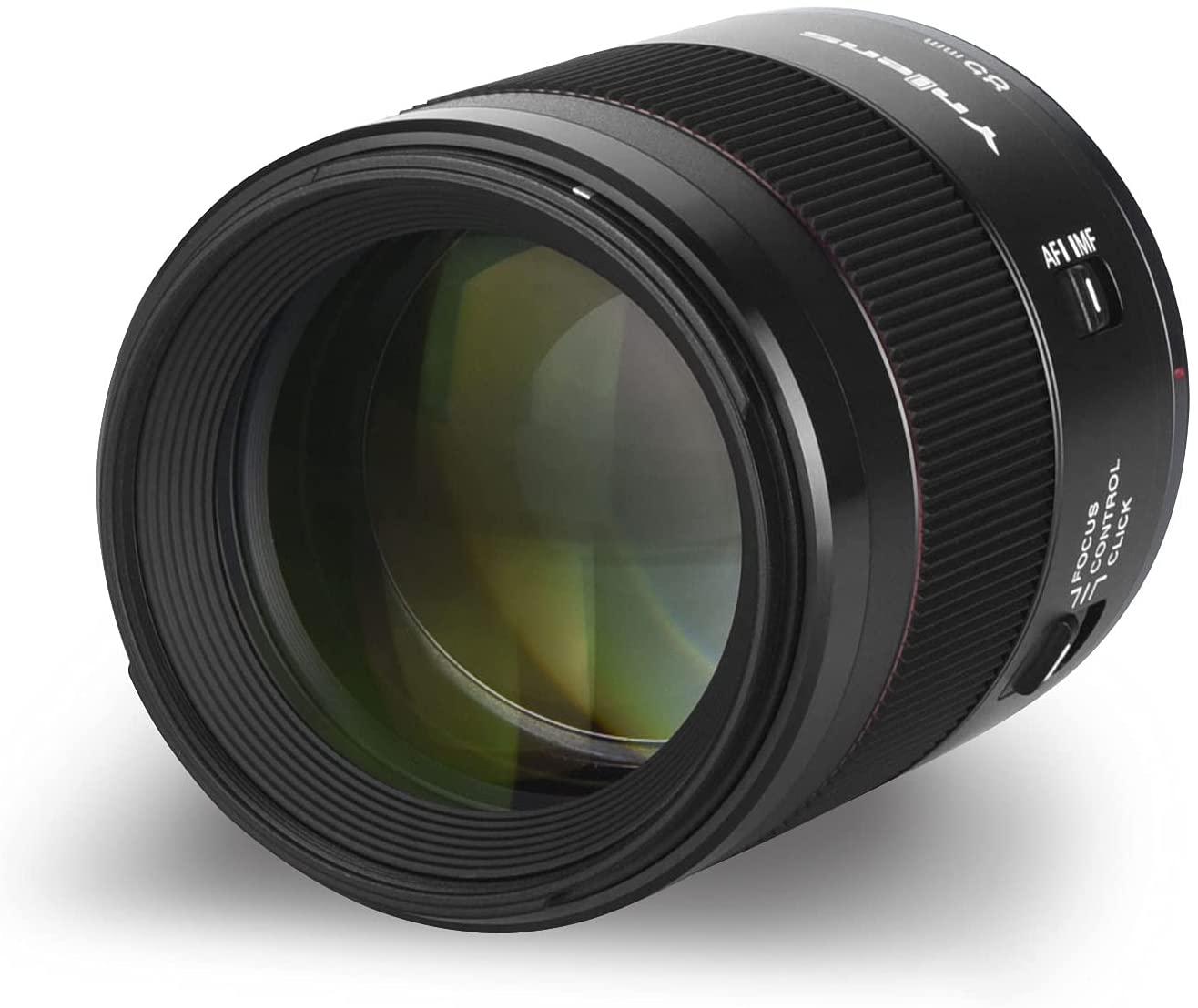 Объектив Yongnuo YnLens YN RF 85mm f/1.8R DF DSM