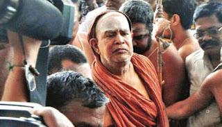 Spotlight: Kanchi Shankaracharya Jayendra Saraswati dead at 82.