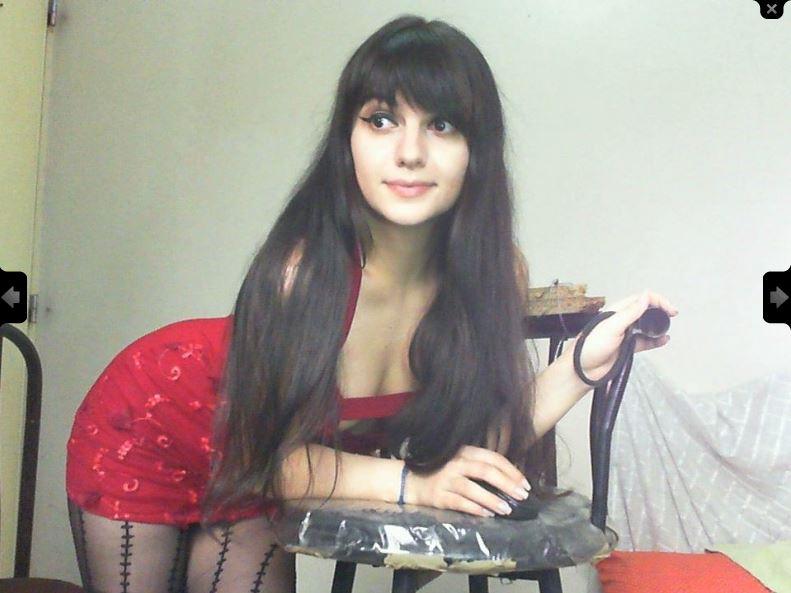xxBlackWidowxx Model Skype