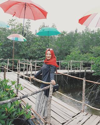 Bakau Labunaji, Objek Wisata Instagramable di Kabupaten Belitung