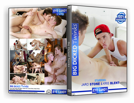 DVD Big Dicked Twinks xxx 2019 - ISO