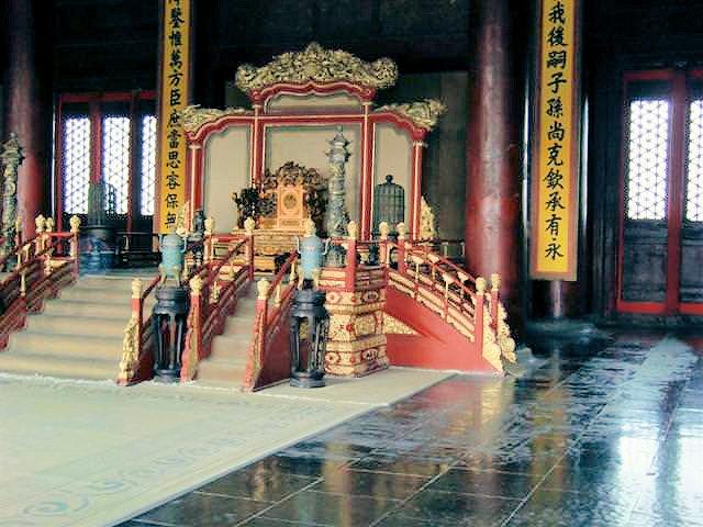 Kaiserpalast Peking Ausstellung (C) JUREBU