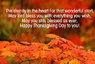 Thanksgiving-Poems