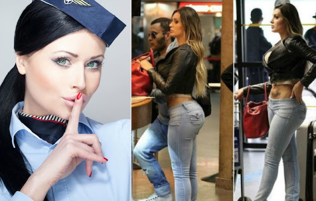 Airport employees share details of their jobs