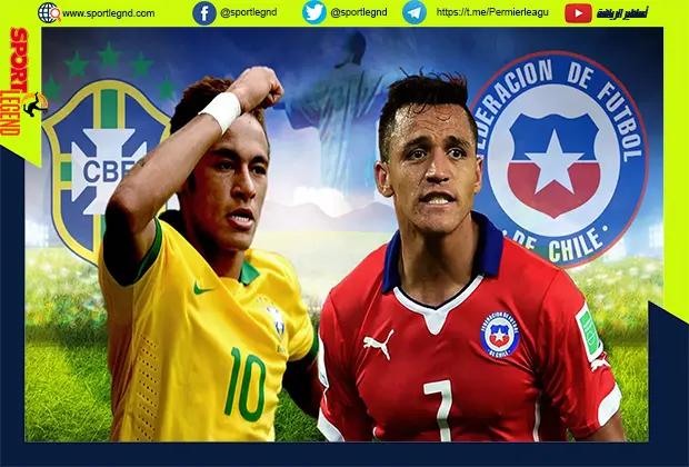 مدرب تشيلي: الفوز على البرازيل ممكن