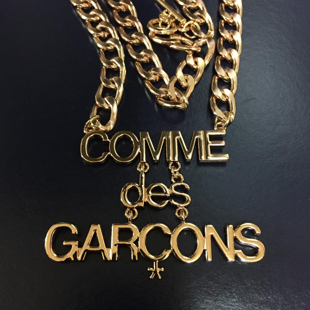 2015 ファッションズ・ナイト・アウト COMME des GARCONS novelty