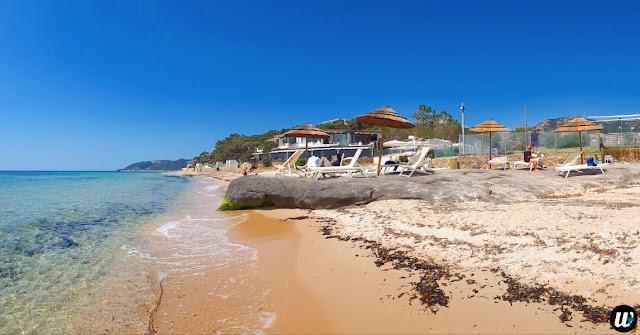 Santa Margherita di Pula beach, Pula | Sardinia, Italy | wayamaya