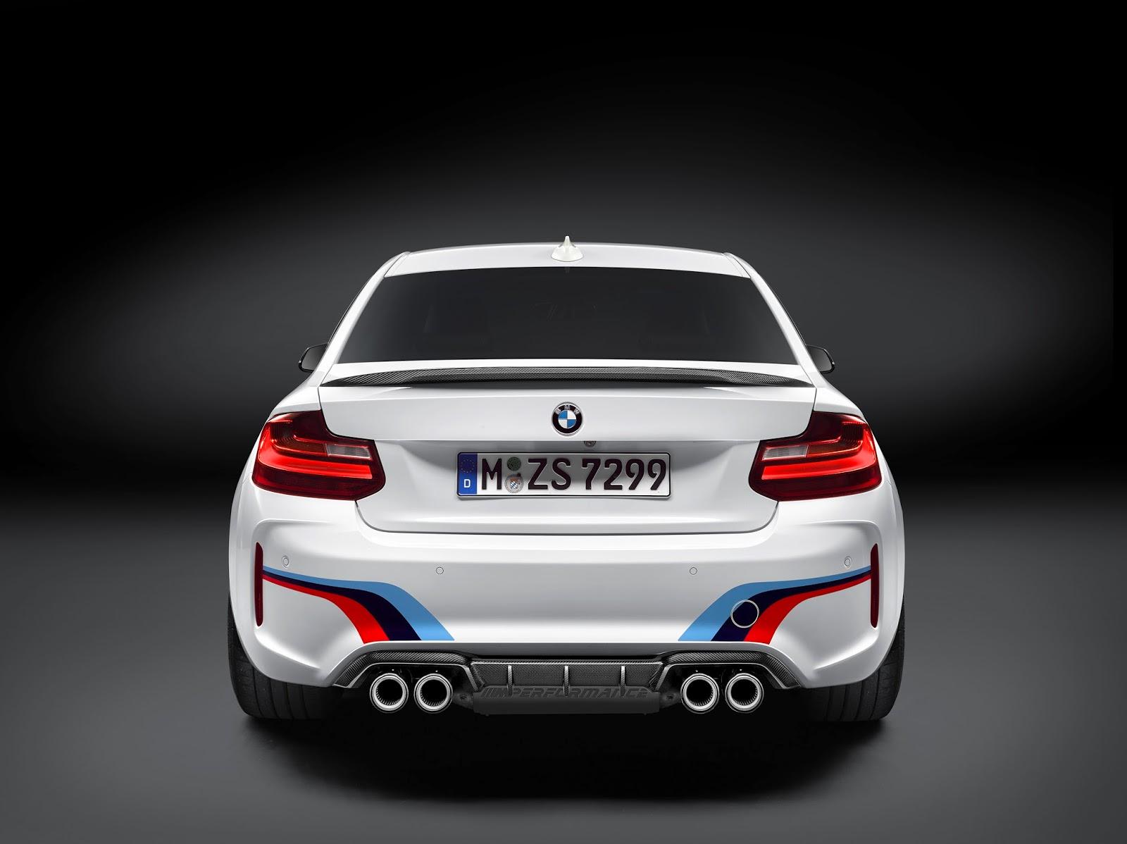 P90207896 highRes the new bmw m2 coupe Νέα Αξεσουάρ M Performance για τη νέα BMW M2 Coupé. BMW, BMW M2, BMW M2 Coupé, Αξεσουάρ