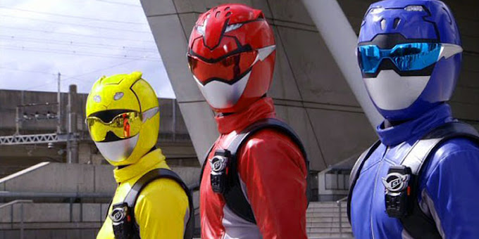 Power Rangers Beast Morphers Episode 22 Subtitle Indonesia