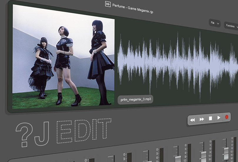 Random J Edit: Perfume - Game Megamix | Random J Pop