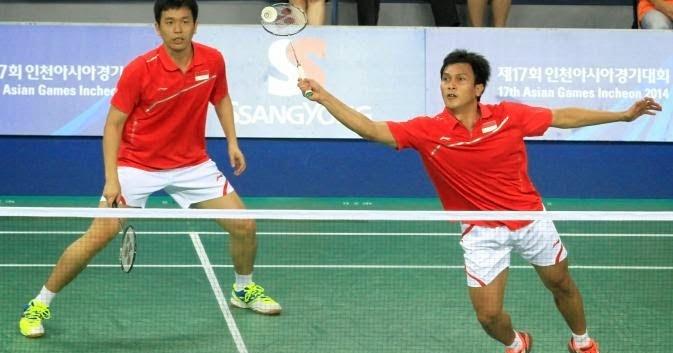 Peraturan pertandingan  permainan bulutangkis badminton