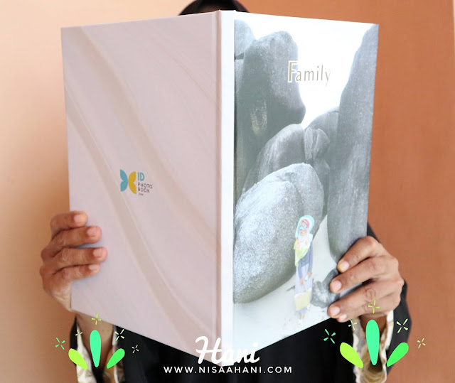 Review Cetak Foto di ID Photobook