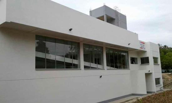 Gobernación de Tarija entrega pabellón del quemado del Hospital San Juan de Dios