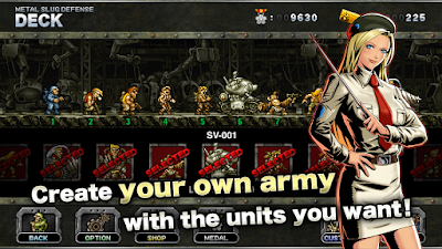 Metal Slug Defense v1.39 Mod APK Terbaru