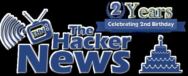 'The Hacker News' Celebrating 2nd Birthday