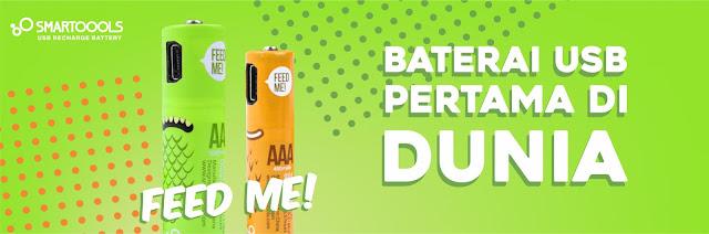 Recharge baterai murah