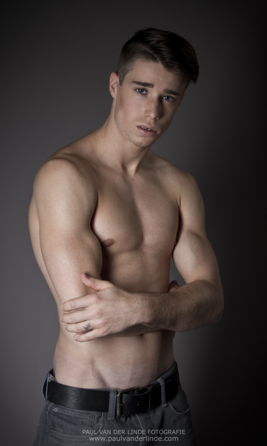 The Stars Come Out To Play: Jamie Nicholls - Shirtless