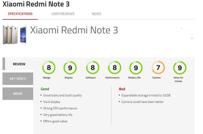Harga Xiaomi Redmi Note 4G Lte 16Gb