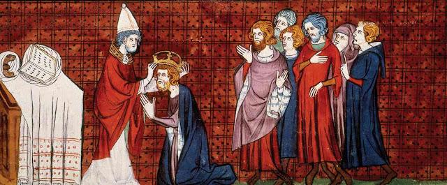 Carlomagno, el Imperio de Occidente y la historia