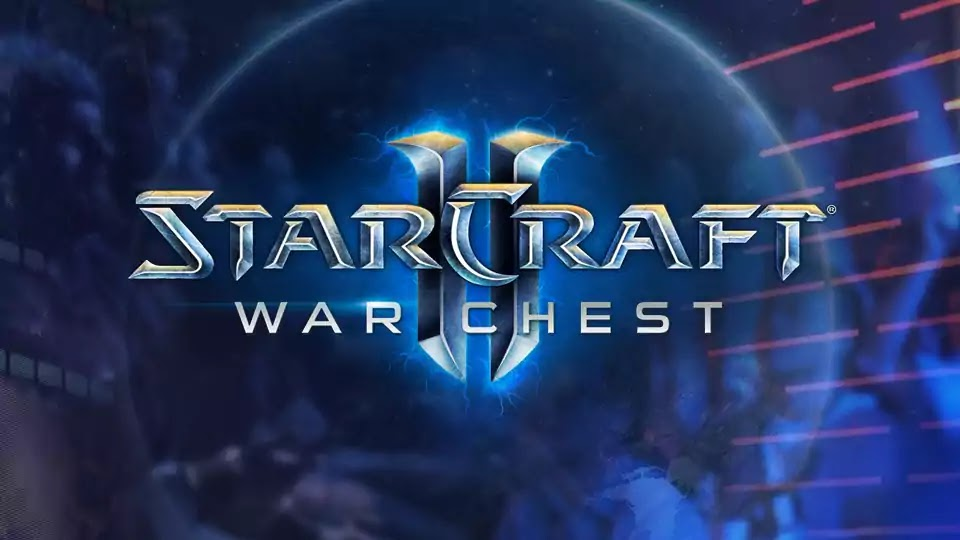 StarCraft II War Chest 6