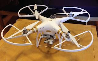 Byggdrifterfaget drar nytte av droner
