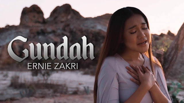 Lirik Lagu Gundah Ernie Zakri
