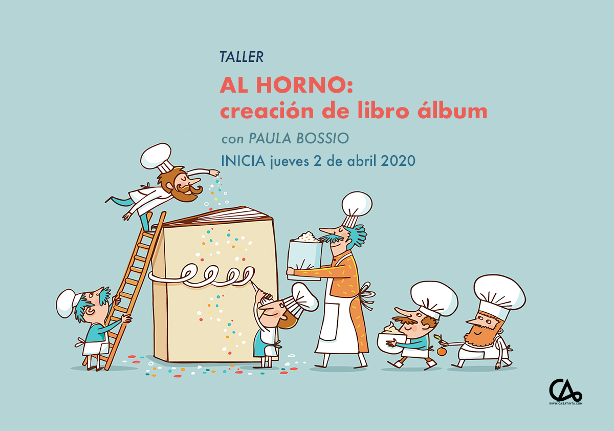 LIBRO ÁLBUM  // abril 2
