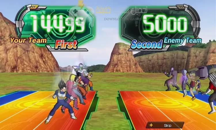 تحميل لعبة Super Dragon Ball Heroes بحجم صغير