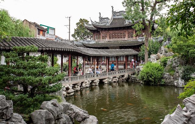 29. Bund y Jardín Yuyuan