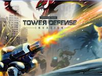 Tower Defense Invasion Apk v1.2 Mod money Update