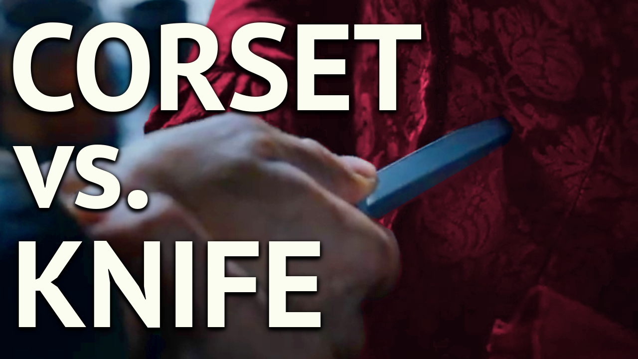 Corset vs Knife thumbnail